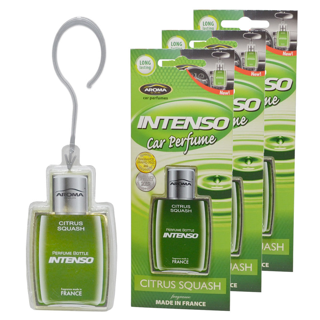 office air freshener. Aroma Intenso Car Vent Perfume Home Office Air Freshener Long Lasting Citrus Squash Pack Of 3 O