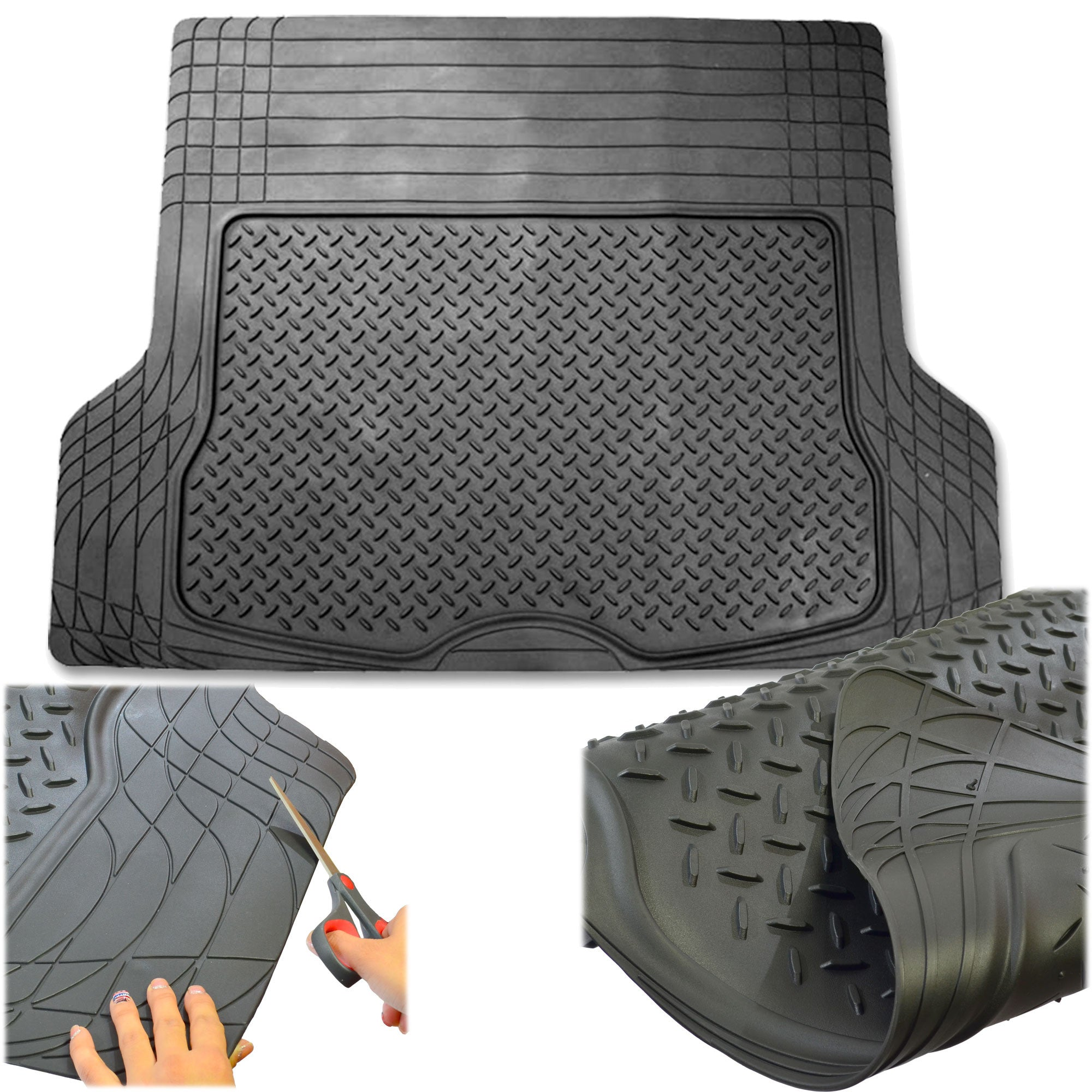 mat car heavy for beige duty dash floor product shop combo mats bestfh black auto