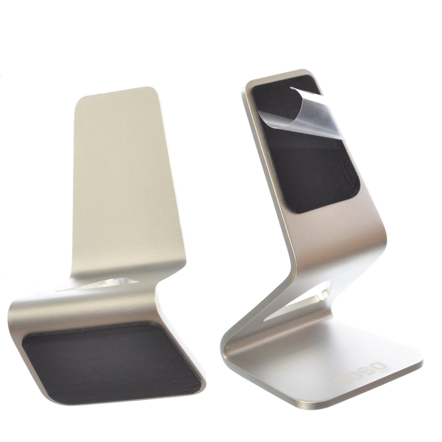GOSO Phone Stand for Desk Durable Aluminum Cell Phone Stand by