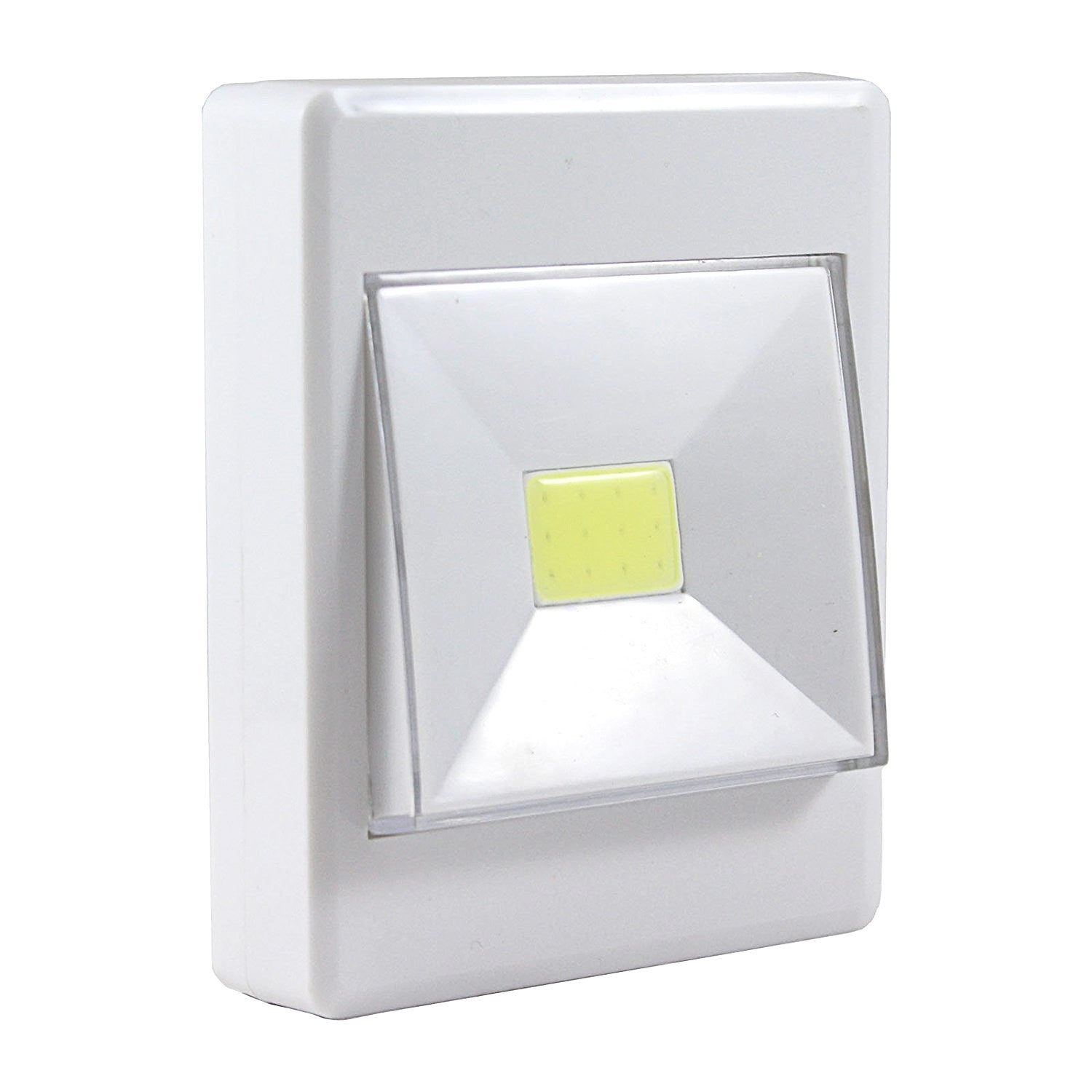 Camping bathroom accessories - Promier Cordless Pivoting Led Light Switch 200 Lumen Attaches W Hook