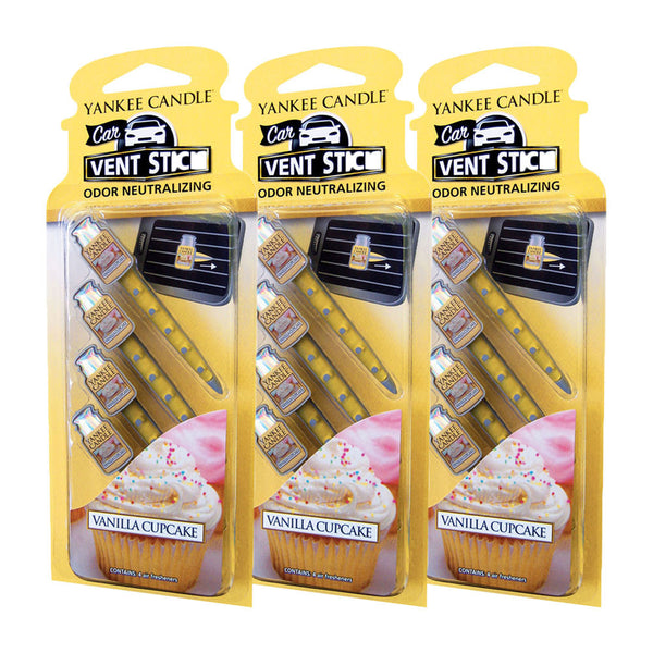Yankee Candle Scented Vent Stick Car Amp Home Air Freshener