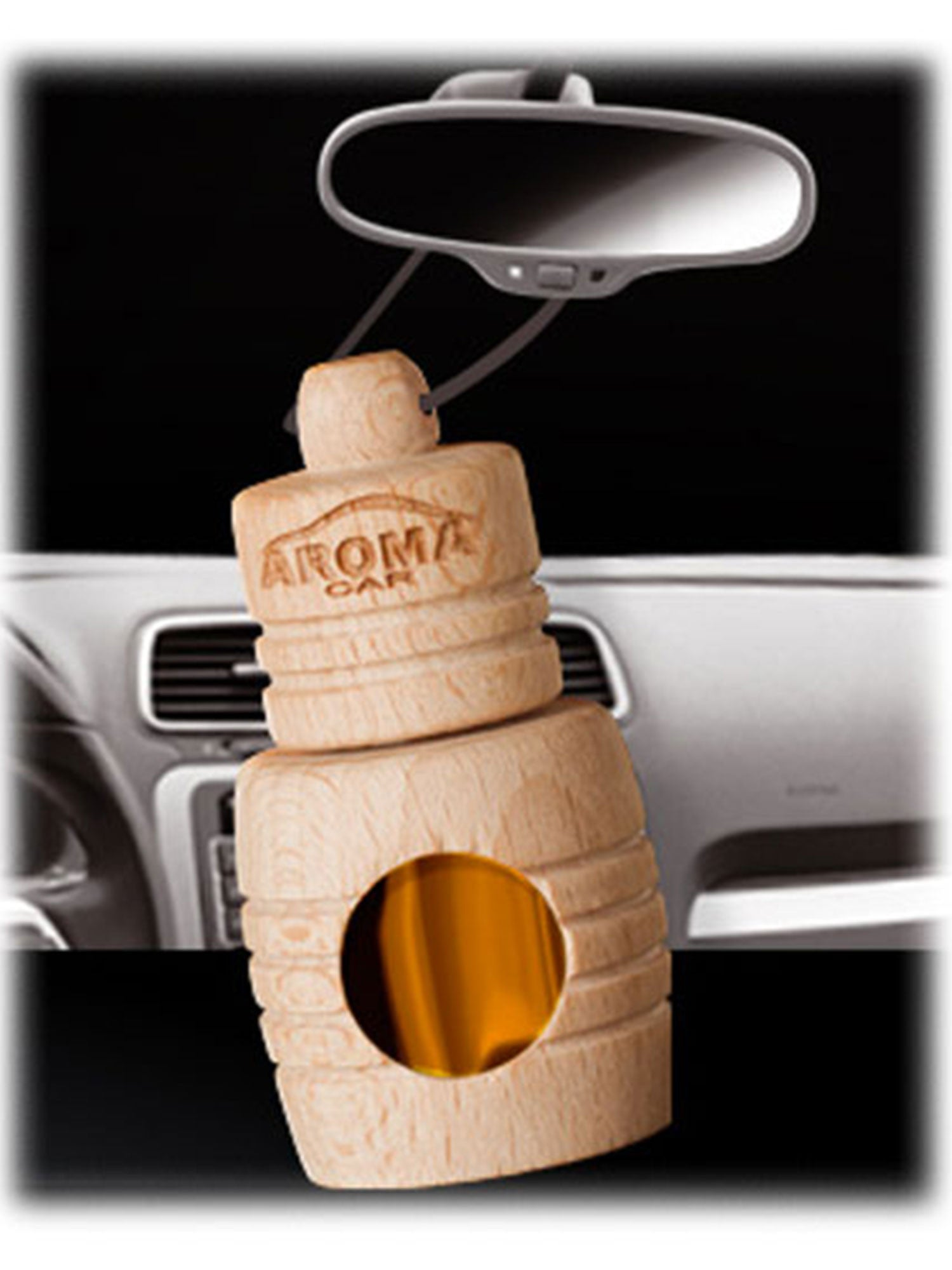 Aroma Car Air Freshener Bottle Intenso Eco for Home fice Long