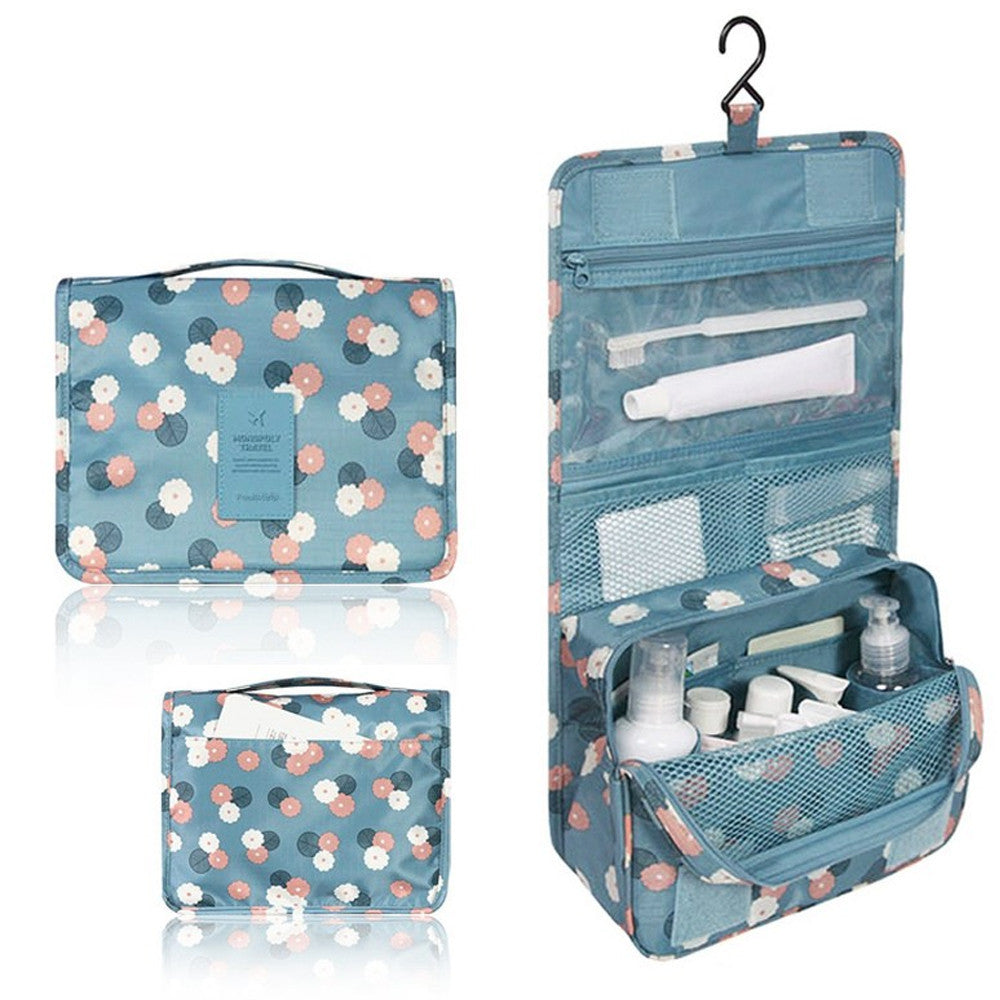 66c46f4a31b2 GOSO Travel Cosmetic Bag Hanging Travel Toiletry Bag by GOSO Direct
