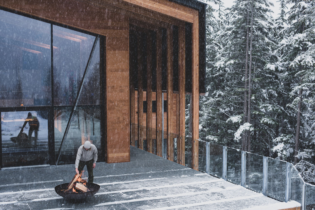 SoLo cabin ecologyst made in canada