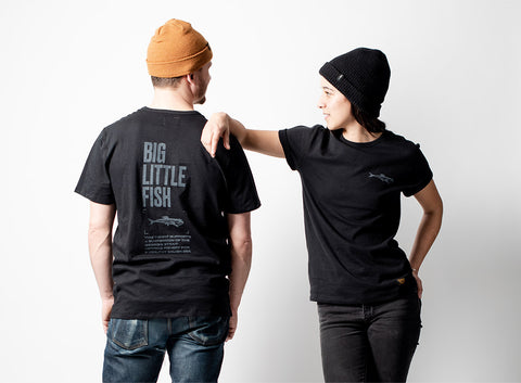 Big Little Fish T-shirt | Sitka | Made in Canada