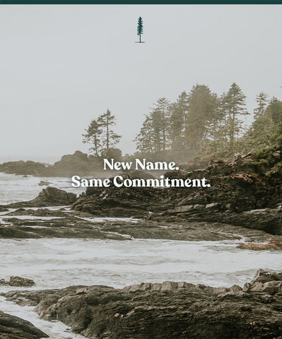 new name | same commitment | name change | sitka canada | ethical fashion