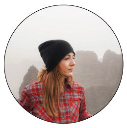 ecologyst outdoor luxury clothing brand made in canada cashmere toque