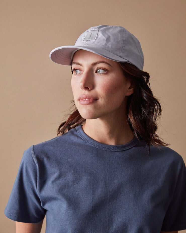 The ecologyst Cap in Lavender Front