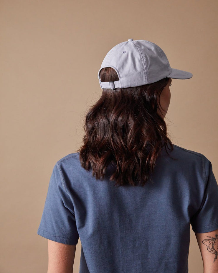 The ecologyst Cap in Lavender Back