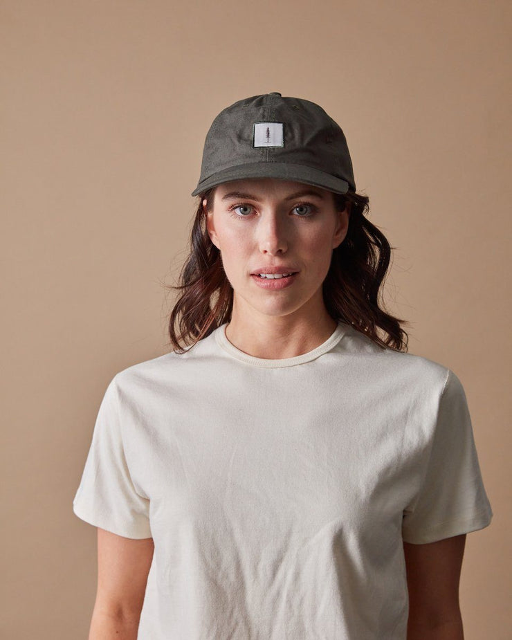 The ecologyst Cap in Ivy Front
