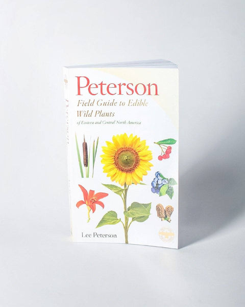 A Peterson Field Guide to Edible Wild Plants Eastern and Central North America Author Lee Allen Peterson Editor Roger Tory Peterson - All