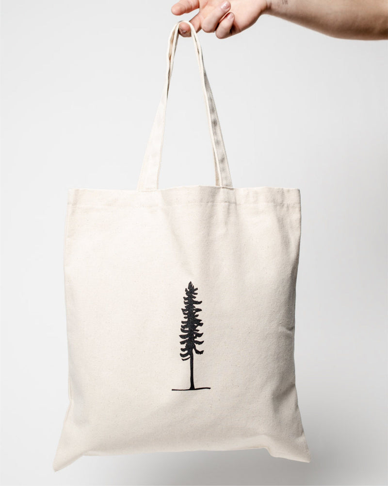 Sitka Reusable Tote - Natural - Hero