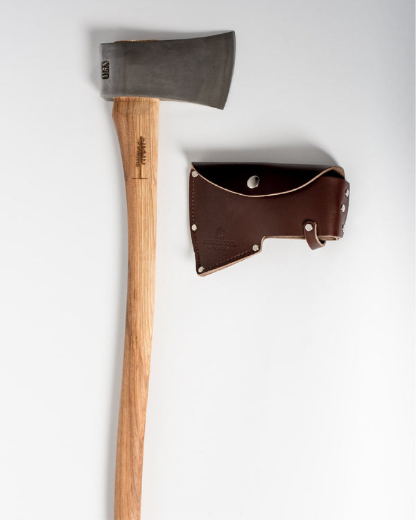Sitka x Council Tools BadSitka x Council Tools Bad Axe - Canadian Goods - hand-forged steel - hickory handle - All - Hero