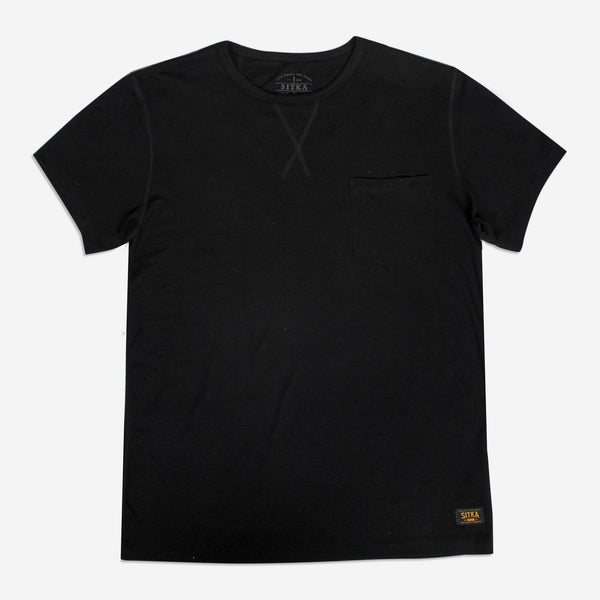 Men's Merino Pocket T-Shirt