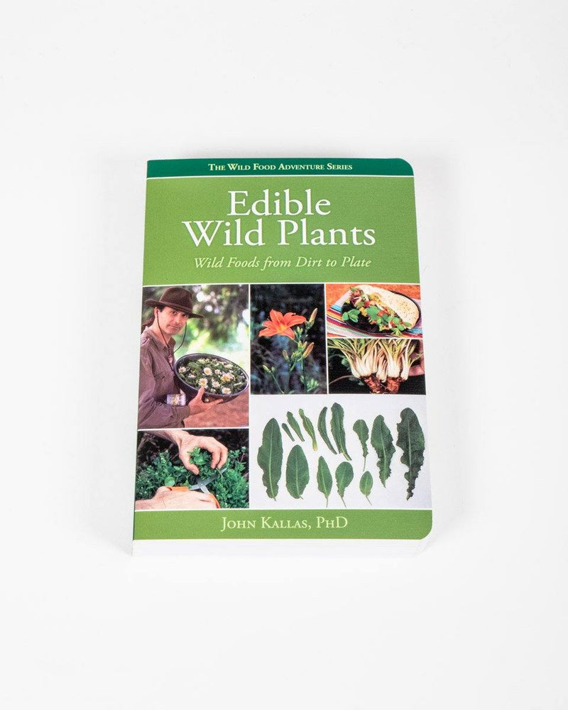 Sitka Edible Wild Plants Author Dr. John Kallas - All