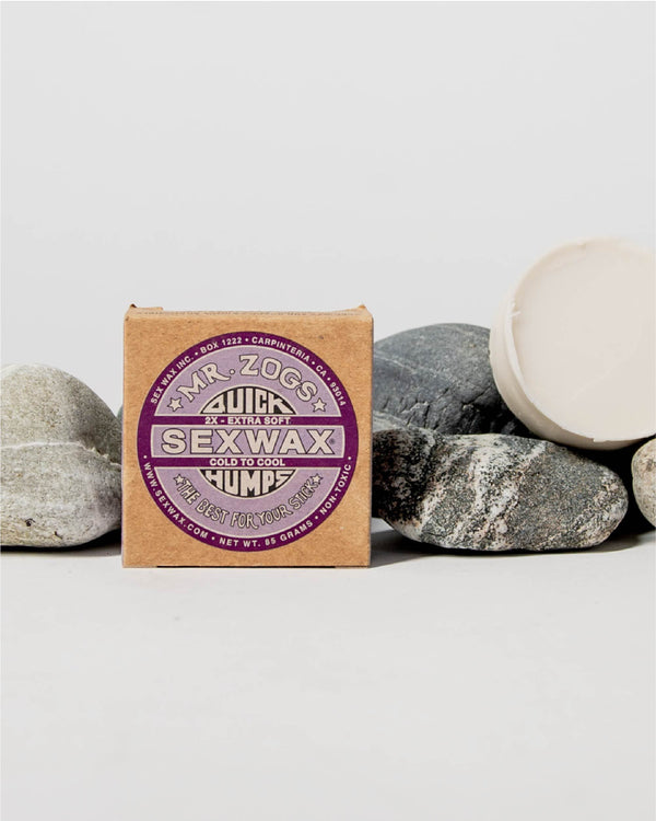 Sitka Mr. Zogs Sex Wax 2x Extra Soft Purple - 2X Purple - Hero