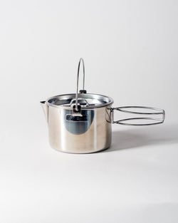 Sitka Snow Peak Kettle Stainless Steel - All