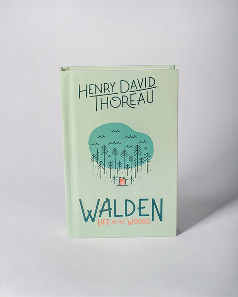 Sitka Walden Life in the Woods Author Henry David Thoreau / All