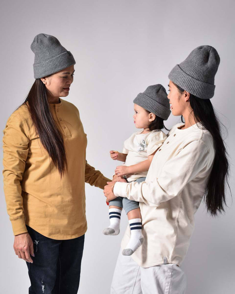 The Kids Merino/Cashmere Toque