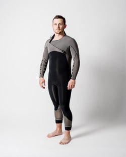 ecologyst - Sitka Isurus Ti Alpha Wetsuit 454 Men's Compression Suit Japanese Yamamoto Neoprene - All