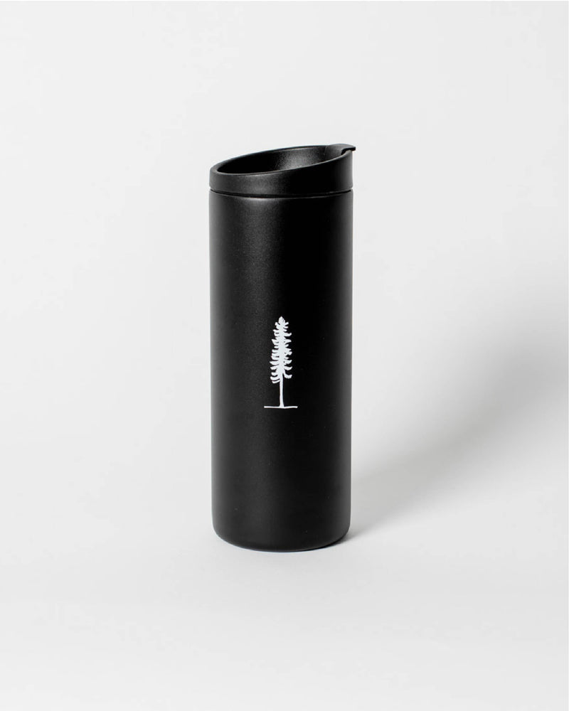 Miir x ecologyst - Travel tumbler - Tree logo - Black