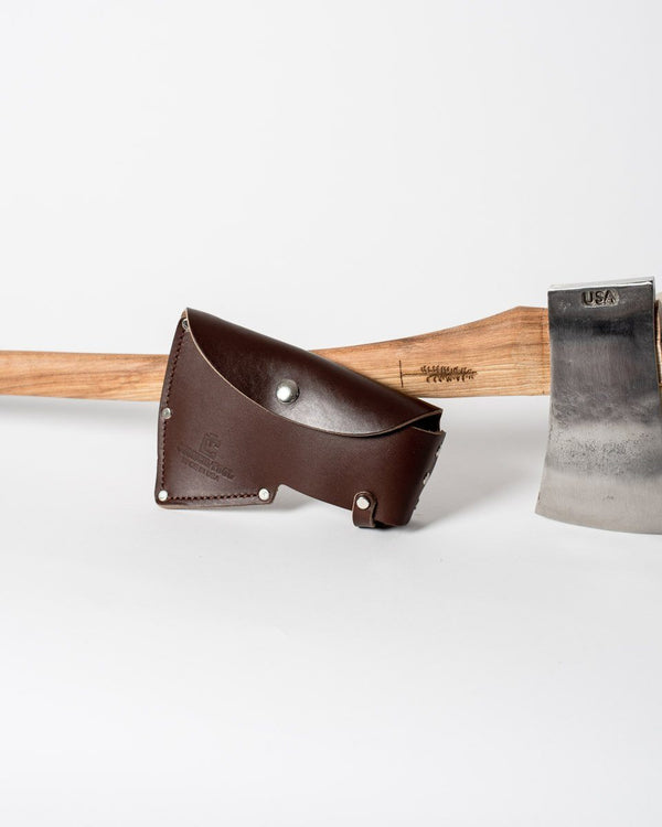 ecologyst x Council Tools BadSitka x Council Tools Bad Axe - Canadian Goods - hand-forged steel - hickory handle - all