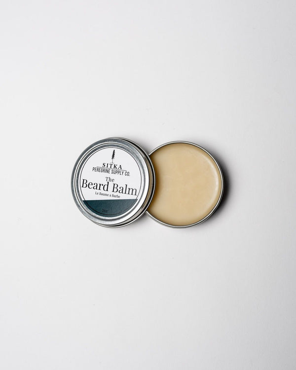 Sitka x Peregrine Supply Co. - Beard Balm - Hero
