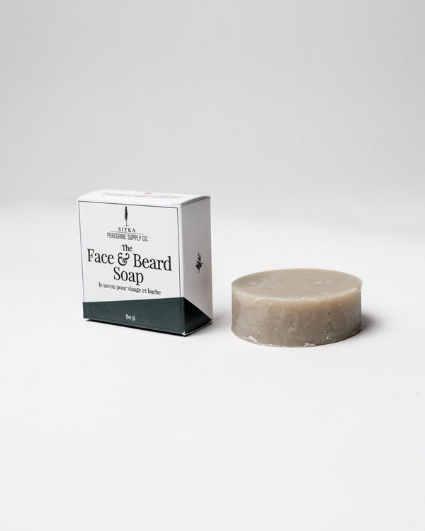 Sitka x Peregrine Supply Co. - Face & Beard Soap - All