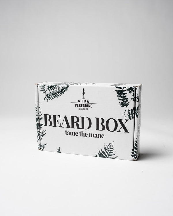 Sitka x Peregrine Supply Co. - Beard Box - All