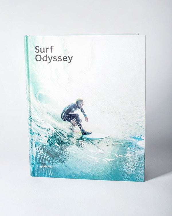 Surf Odyssey The Culture of Wave Riding Author Andrew Groves - All - Hero