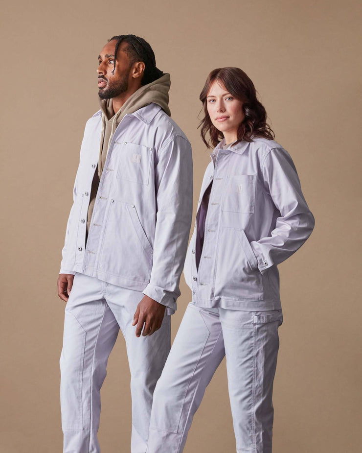 The Chore Coat in Lavender - Gender-Neutral