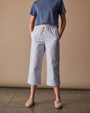 The Culottes Women Front #colour_lavender