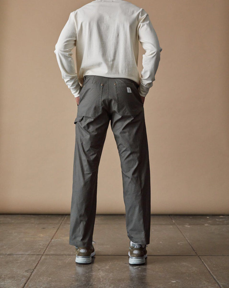 The Mens Work Pant in Ivy Back