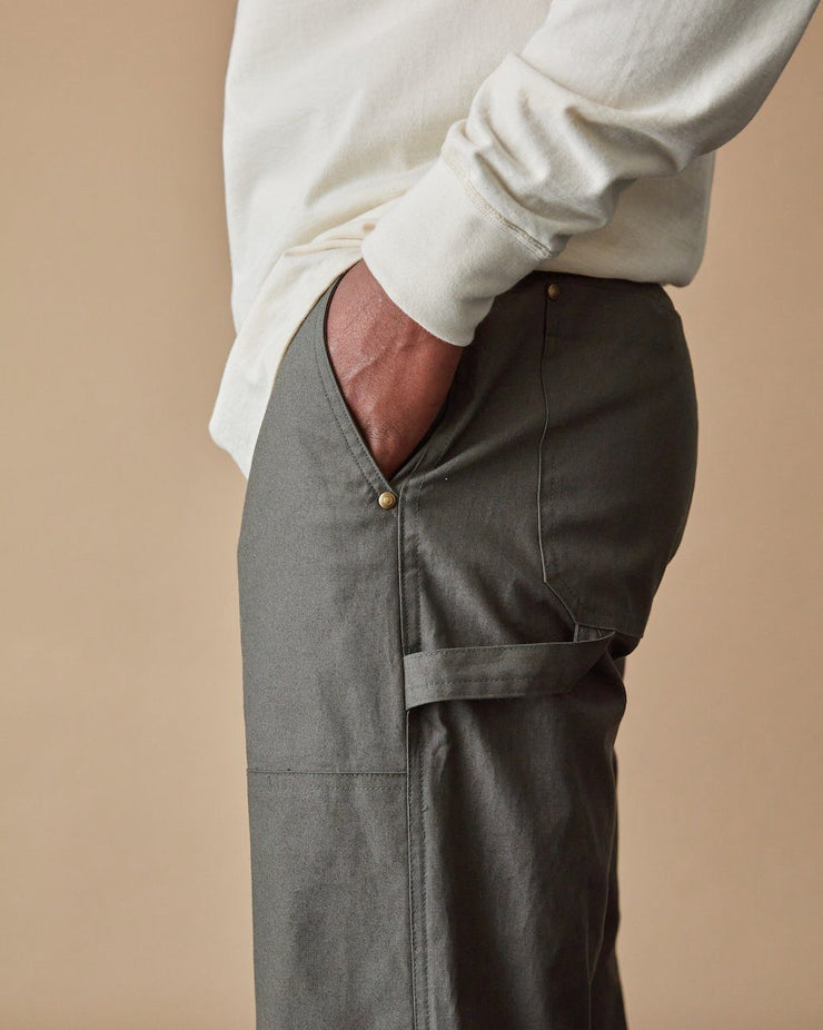 The Mens Work Pant in Ivy Close