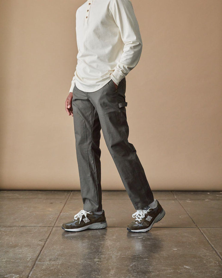 The Mens Work Pant in Ivy Side