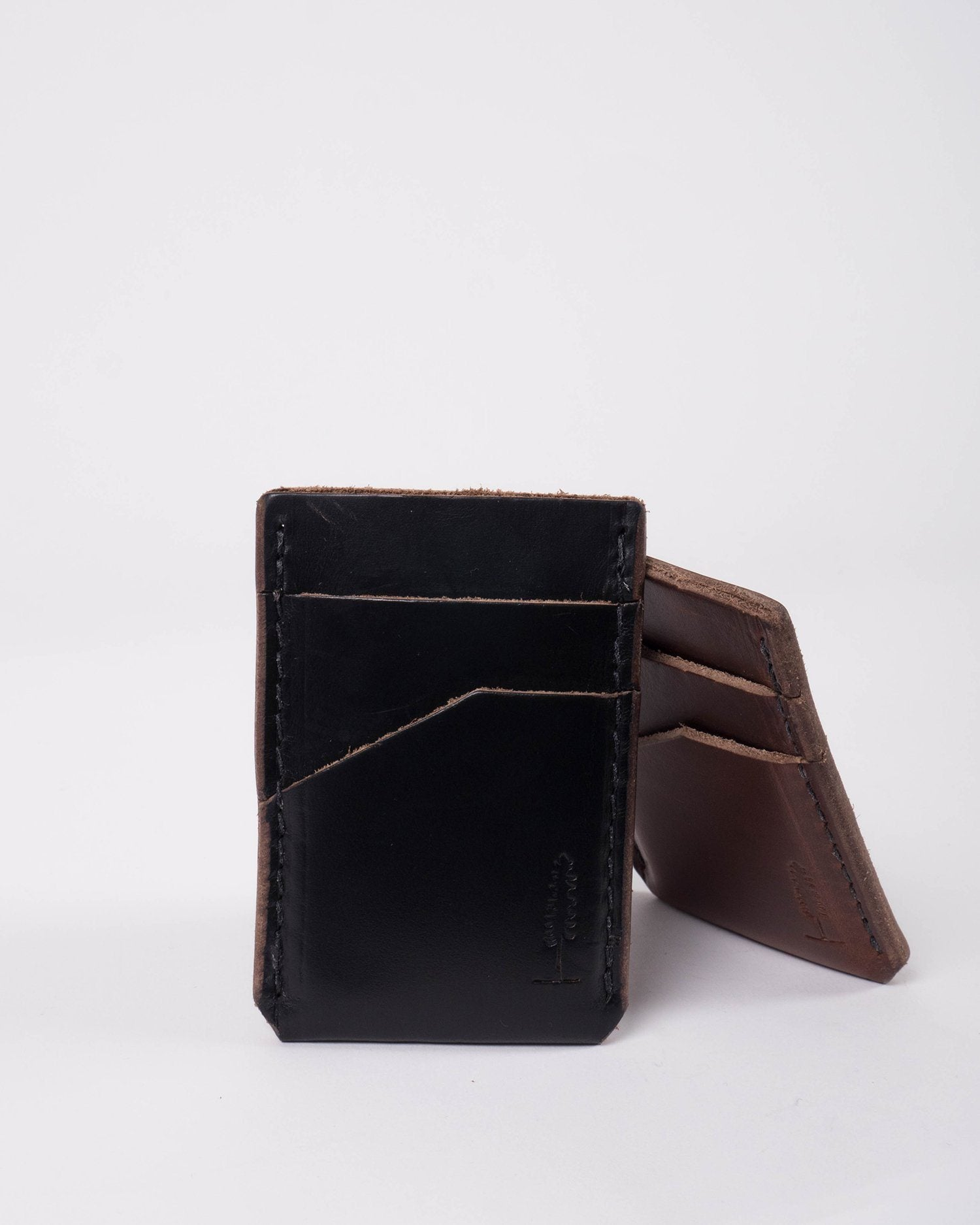 ecologyst x Populess Larson Wallet in Black #colour_black