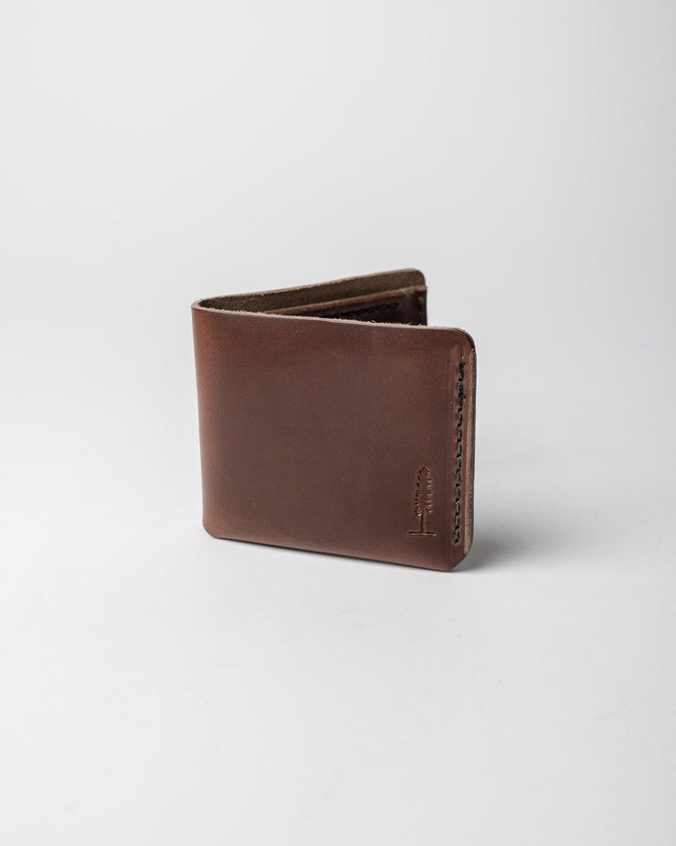 ecologyst x Populess Walter Wallet in Rustic Brown