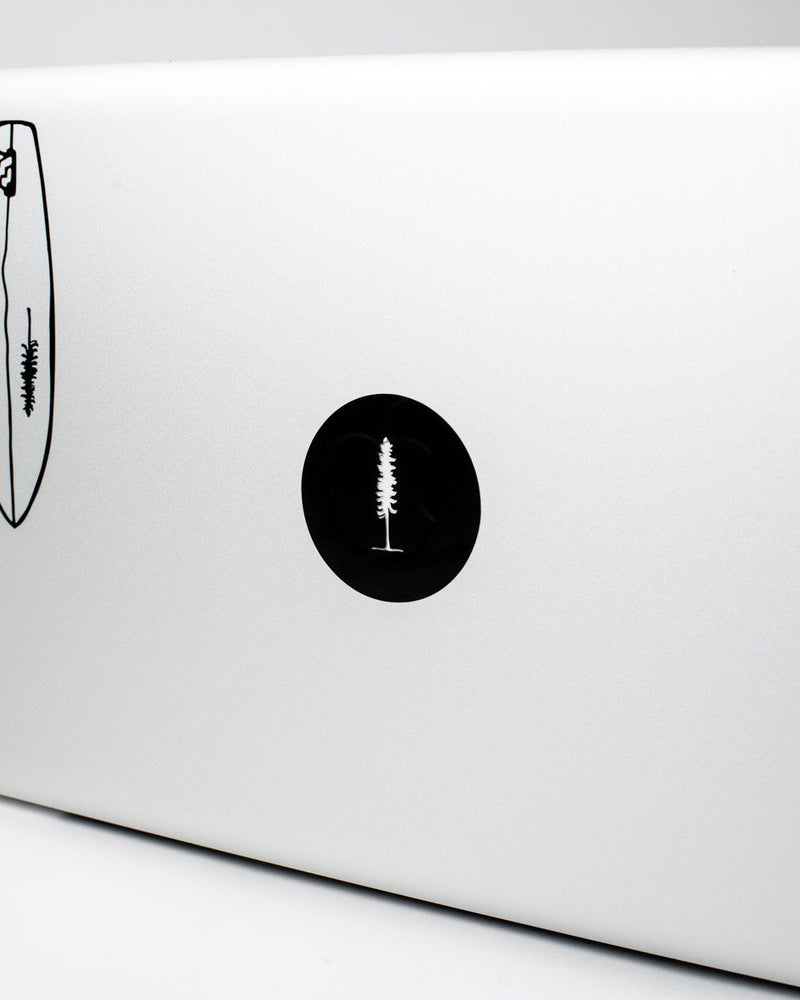 Sitka ecologyst The Laptop Sticker