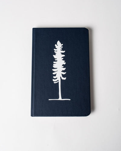 The ecologyst tree Sticker - White