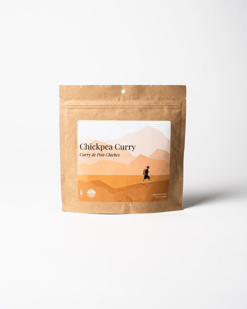 ecologyst x Nomad Nutrition Meals - Chickpea Curry