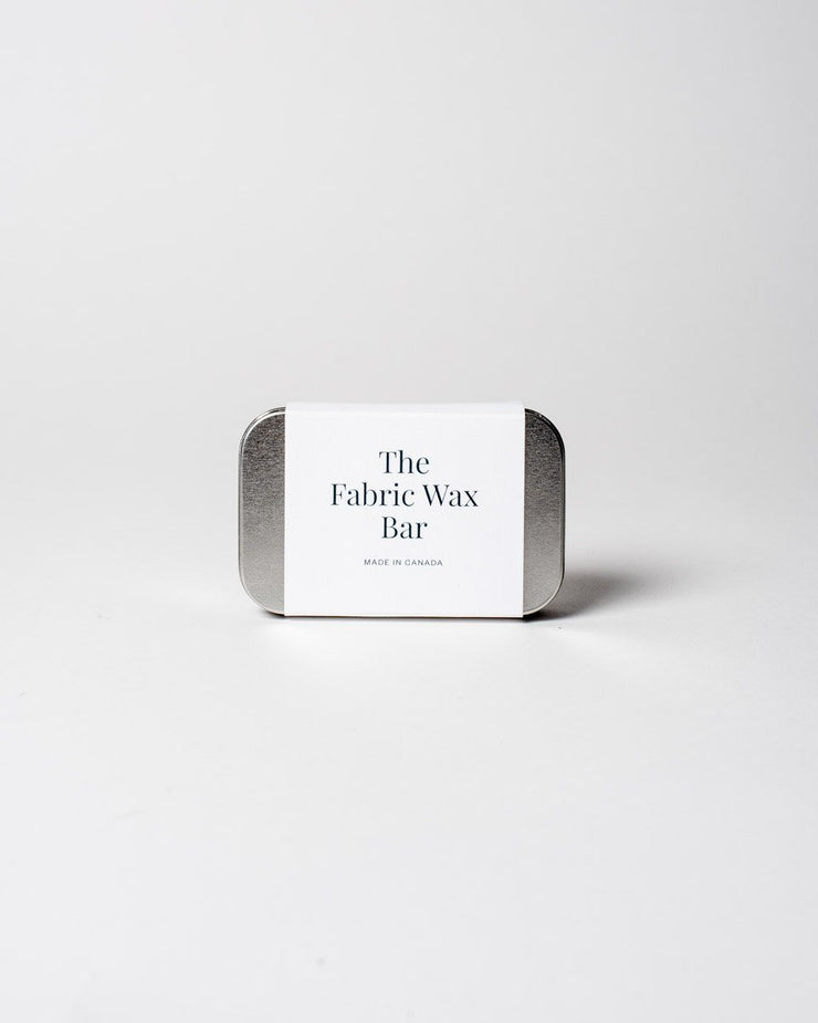 Fabric Wax Tin