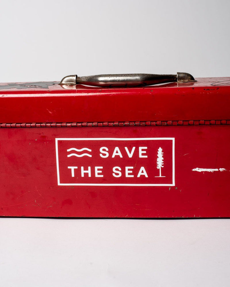 Sitka Save The Sea - White