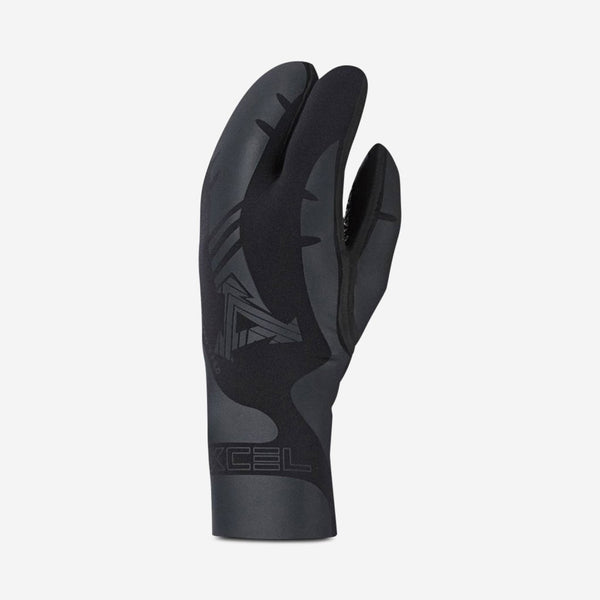 Sitka  Xcel Infiniti 5mm 3Finger Glove XXS / Gear / Black - 21 SURF GEAR