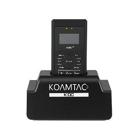 KDC350R2 1-Slot Charging Cradle for charging with Protective Boot