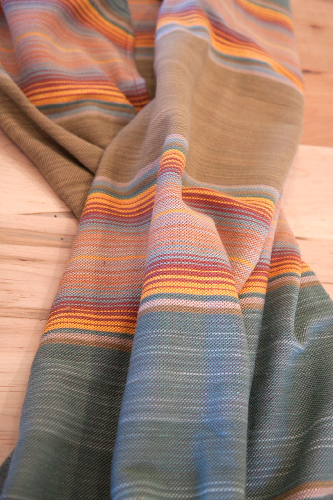 Original Serape Wool Blanket