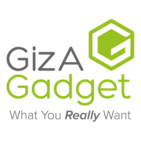 What You Really Want; GizAGadget's Logo