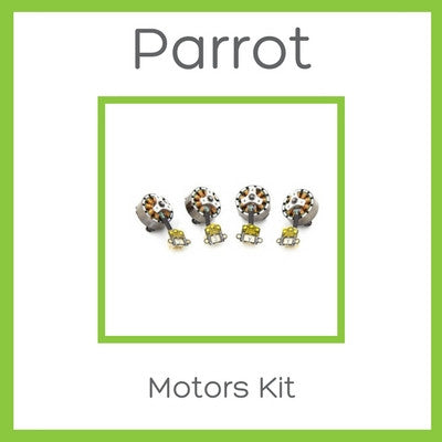 Parrot Bebop 2 - Replacement Motors Kit - D W-P Enterprises LTD - 1