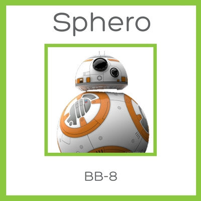 BB-8™ by Sphero - Star Wars, App-Enabled Droid - D W-P Enterprises LTD - 1