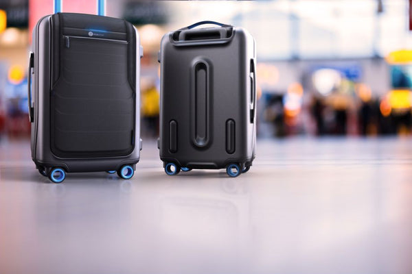 BLUESMART: THE WORLD'S FIRST SMART SUITCASE - Bag to the Future - D W-P Enterprises LTD - 2