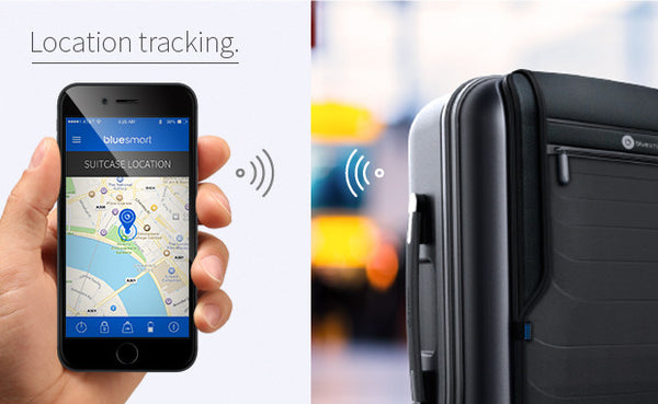 BLUESMART: THE WORLD'S FIRST SMART SUITCASE - Bag to the Future - D W-P Enterprises LTD - 3